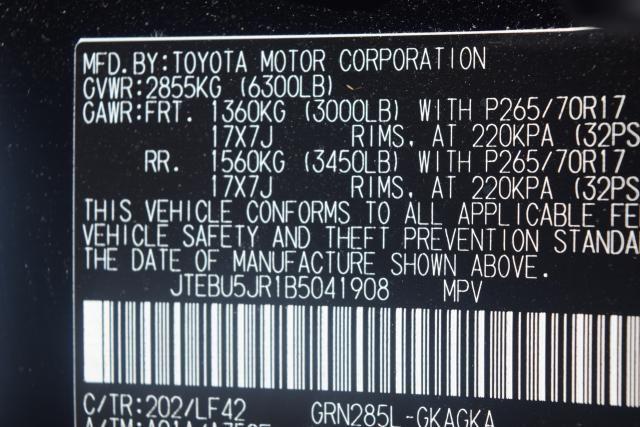 2011 Toyota 4Runner 4WD 4dr V6 Richmond Hill, New York 20