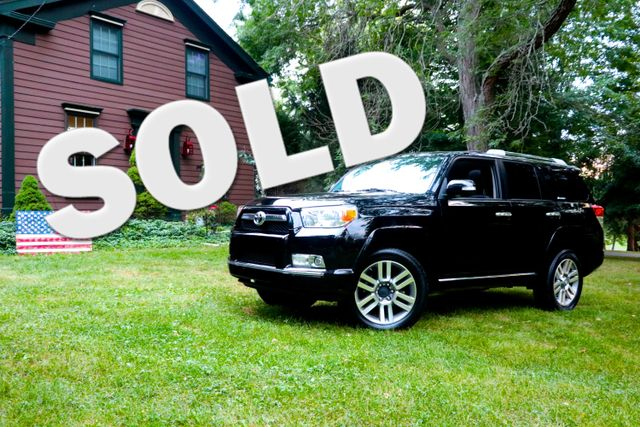 2011 Toyota 4Runner Limited | Tallmadge, Ohio | Golden Rule Auto Sales in Tallmadge Ohio