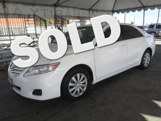 2011 Toyota Camry LE Please call or e-mail to check availability All of our vehicles are availa