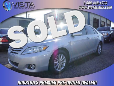 2011 Toyota Camry XLE in Houston, Texas