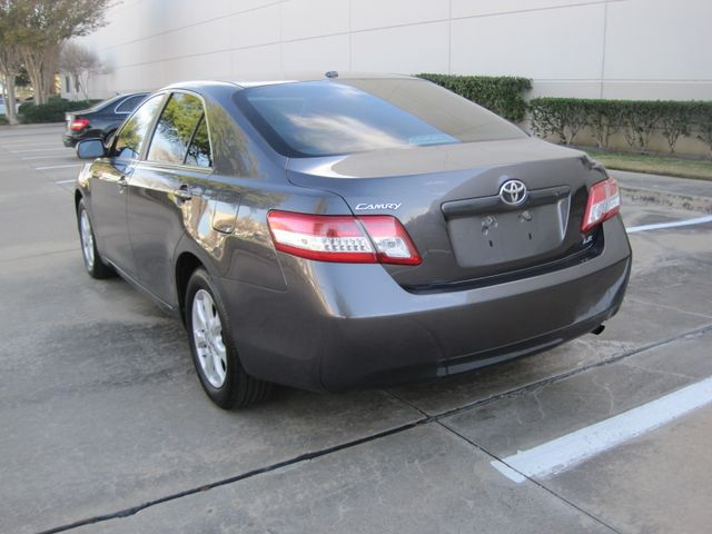 2011 Toyota Camry LE, Leather, Loaded, 1 Owner, Lo Miles Plano, Texas 7