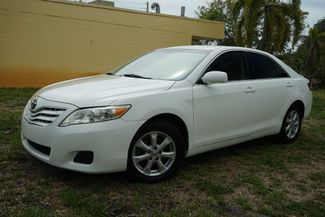 2011 Toyota Camry in Lighthouse Point FL