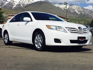 2011 Toyota Camry LE 6-Spd AT LINDON, UT 4