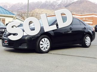 2011 Toyota Camry LE 6-Spd AT LINDON, UT