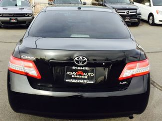 2011 Toyota Camry LE 6-Spd AT LINDON, UT 3