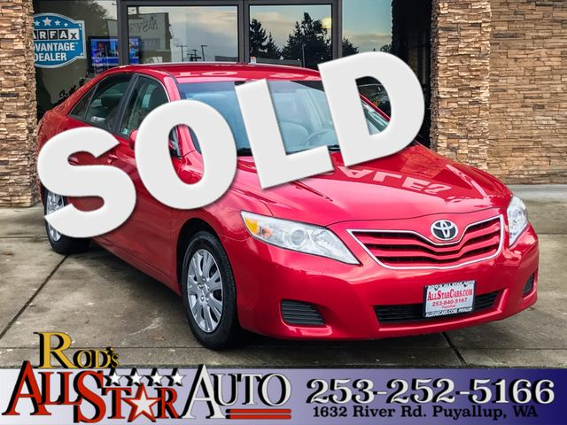 2011 Toyota Camry LE The CARFAX Buy Back Guarantee that comes with this vehicle means that you can