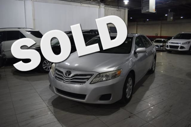 2011 Toyota Camry 4dr Sdn I4 Auto LE Richmond Hill, New York 0