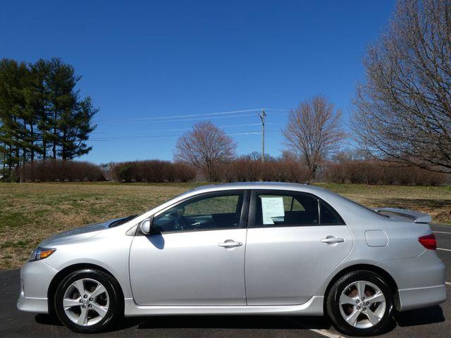 2011 Toyota Corolla S Leesburg, Virginia 4