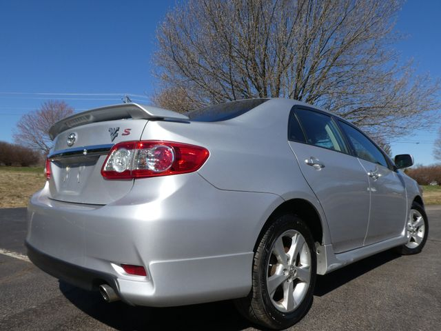 2011 Toyota Corolla S Leesburg, Virginia 2
