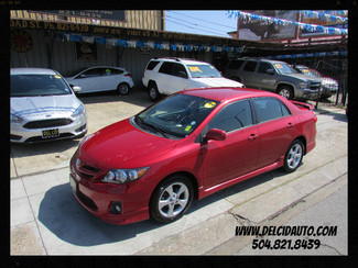 2011 Toyota Corolla S, Low Miles! Clean CarFax! New Orleans, Louisiana