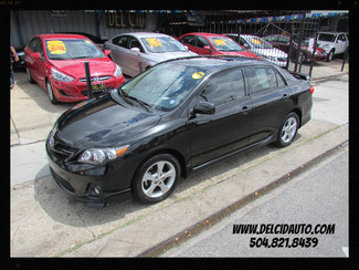 2011 Toyota Corolla S, Quick! Gas Saver! Clean CarFax! New Orleans, Louisiana