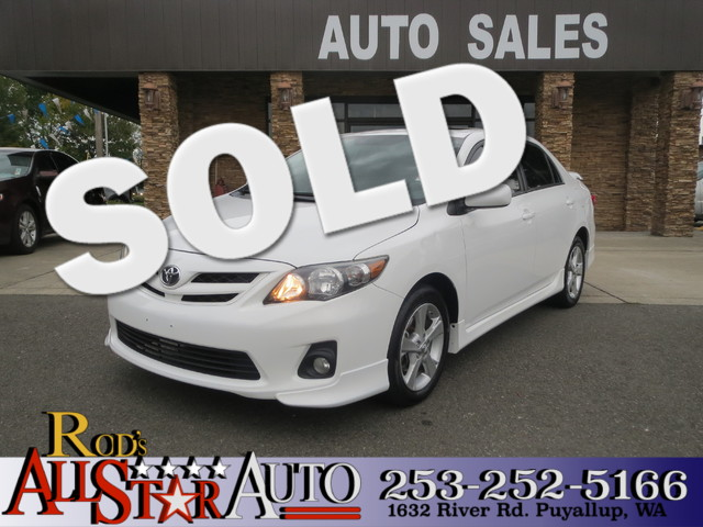 2011 Toyota Corolla L The CARFAX Buy Back Guarantee that comes with this vehicle means that you ca