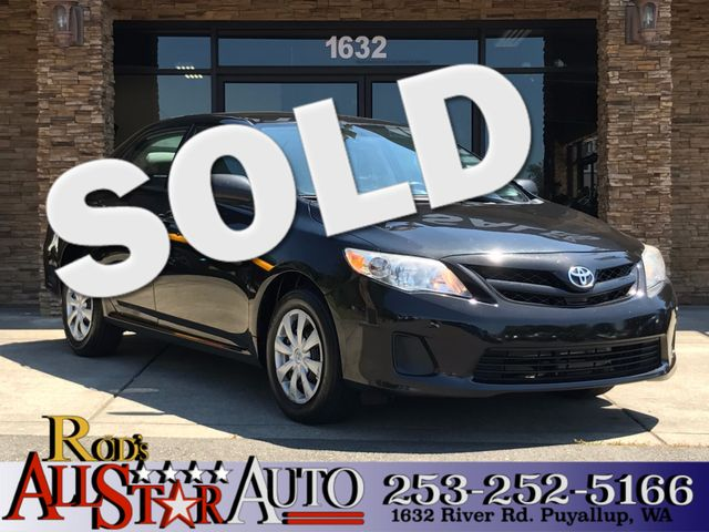 2011 Toyota Corolla L This vehicle is a CarFax certified one-owner used car Pre-owned vehicles ca