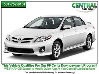 2011 Toyota COROLLA/SD  | Hot Springs, AR | Central Auto Sales in Hot Springs AR