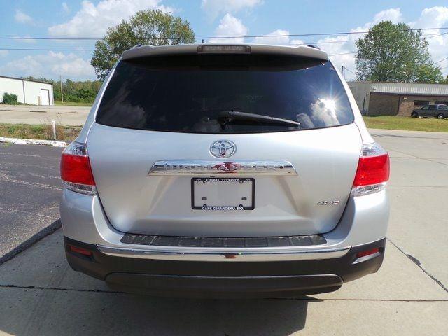2011 Toyota Highlander SE Cape Girardeau, Missouri 3