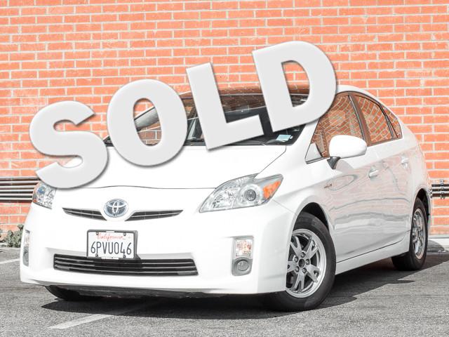 2011 Toyota Prius V Burbank, CA 0