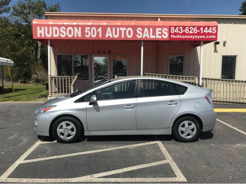 2011 Toyota Prius Prius II | Myrtle Beach, South Carolina | Hudson Auto Sales in Myrtle Beach South Carolina