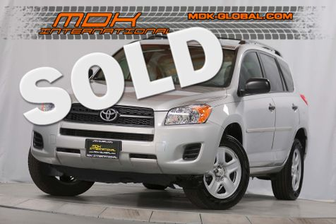 2011 Toyota RAV4 - Leather seats - Only 45K miles in Los Angeles