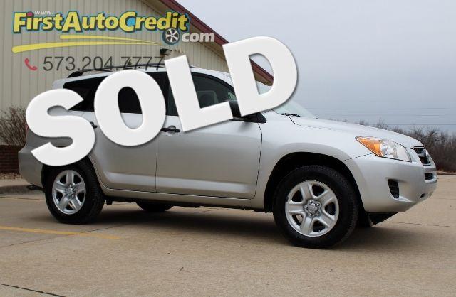 2011 Toyota RAV4    Jackson , MO   First Auto Credit in Jackson  MO