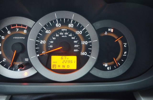 2011 Toyota RAV4 Reseda, CA 4
