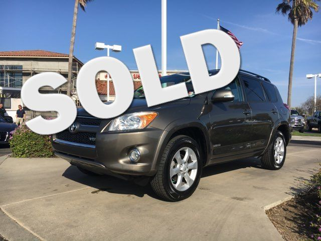 2011 Toyota Rav4 Limited Go anywhere anytime with four-wheel drive 4WD as an option Get the gas