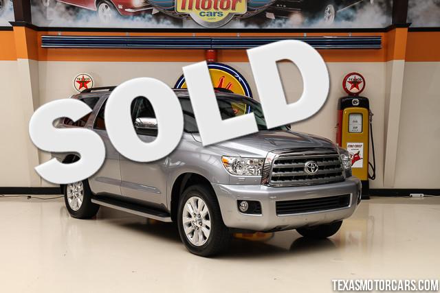 2011 Toyota Sequoia Platinum This Carfax 1-Owner accident-free 2011 Toyota Sequoia Platinum is in