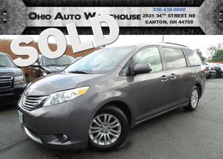 2011 Toyota Sienna XLE Tv/DVD Sunroof Cln Carfax We Finance | Canton, Ohio | Ohio Auto Warehouse LLC in  Ohio