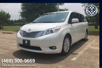 2011 Toyota Sienna Limited NEW CAR SMELL! in Garland
