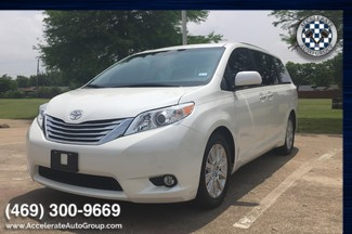 2011 Toyota Sienna Limited NEW CAR SMELL! | Garland, Texas | Accelerate Auto Group in Garland