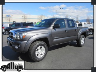 2011 Toyota Tacoma DOUBLE CAB V6 4WD Burlington, WA