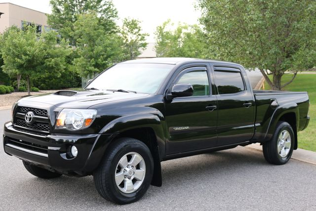 2011 Toyota Tacoma Limited Long Bed Mooresville, North Carolina 50