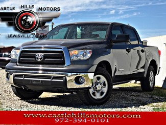 2011 Toyota Tundra **INCLUDES 2 YRS FREE MAINTENANCE** Crew Cab, Tow Pkg, Low Miles! in Lewisville Texas