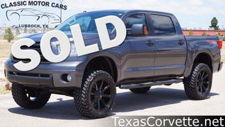 2011 Toyota Tundra in Lubbock Texas