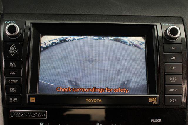 2011 Toyota Tundra PLATINUM CrewMax 4x4 - NAV - SUNROOF! Mooresville , NC 36