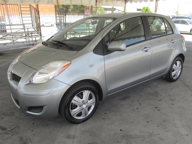 2011 Toyota Yaris This particular vehicle has a SALVAGE title Please call or email to check avail