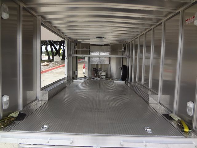 2011 Trailex CTE-80180 Enclosed Aluminum Trailer Austin , Texas 2