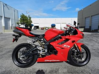 2011 Triumph Daytona 675 in Hollywood, Florida