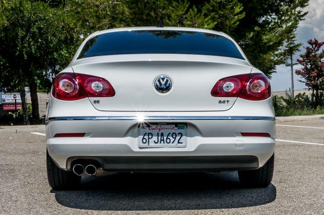 2011 Volkswagen CC Lux - 110K MILES - NAVI - LEATHER Reseda, CA 7