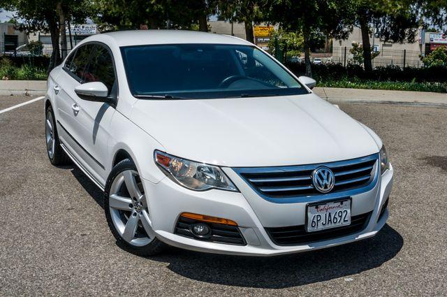 2011 Volkswagen CC Lux - 110K MILES - NAVI - LEATHER Reseda, CA 41