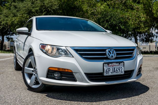 2011 Volkswagen CC Lux - 110K MILES - NAVI - LEATHER Reseda, CA 40