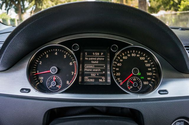 2011 Volkswagen CC Lux - 110K MILES - NAVI - LEATHER Reseda, CA 14