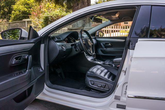 2011 Volkswagen CC Lux - 110K MILES - NAVI - LEATHER Reseda, CA 12