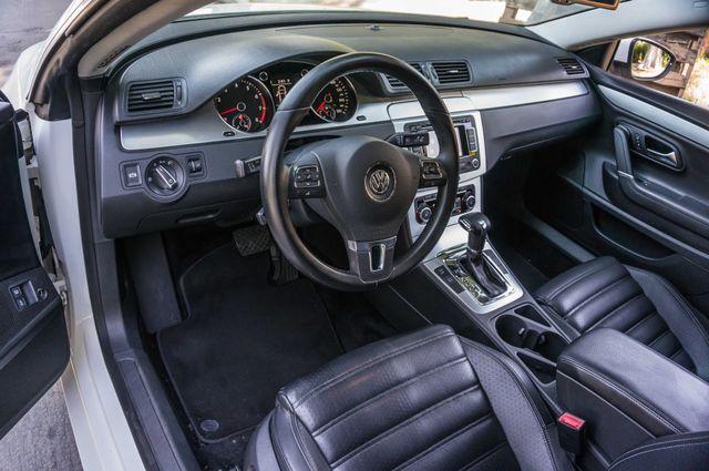 2011 Volkswagen CC Lux - 110K MILES - NAVI - LEATHER Reseda, CA 13