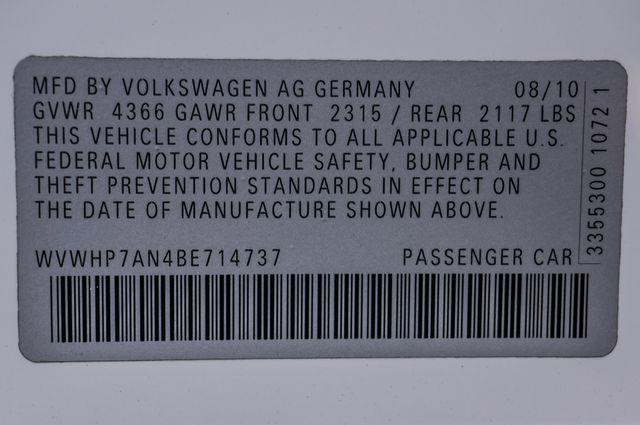 2011 Volkswagen CC Lux - 110K MILES - NAVI - LEATHER Reseda, CA 37