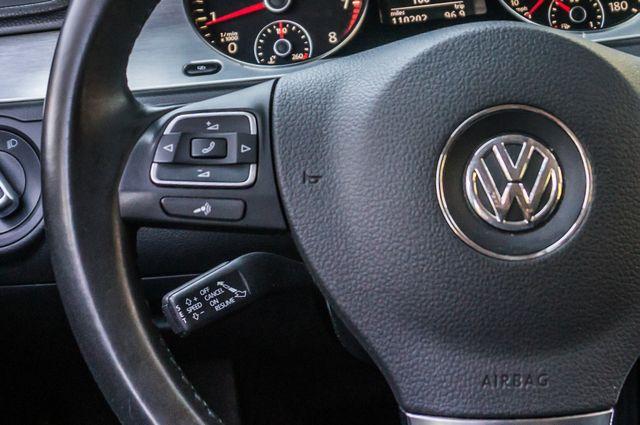 2011 Volkswagen CC Lux - 110K MILES - NAVI - LEATHER Reseda, CA 18