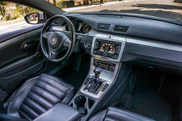 2011 Volkswagen CC Lux - 110K MILES - NAVI - LEATHER Reseda, CA 30