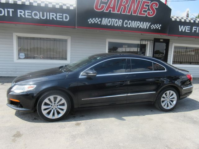 2011 Volkswagen CC sport, PRICE SHOWN IS THE DOWN PAYMENT south houston, TX 2
