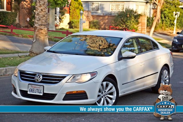 2011 Volkswagen CC SPORT PKG DSG AUTOMATIC NEW TIRES HTD SEATS ALLOY WHLS SERVICE RECORDS! Woodland Hills, CA 0