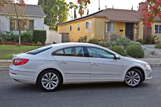 2011 Volkswagen CC SPORT PKG DSG AUTOMATIC NEW TIRES HTD SEATS ALLOY WHLS SERVICE RECORDS! Woodland Hills, CA 10