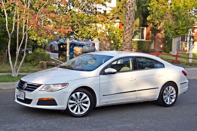 2011 Volkswagen CC SPORT PKG DSG AUTOMATIC NEW TIRES HTD SEATS ALLOY WHLS SERVICE RECORDS! Woodland Hills, CA 2